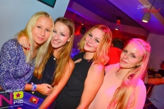 Die Party am 04.09.2015 im Safari-Bierdorf