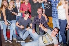 Die Party am 30.10.2015 im Safari-Bierdorf