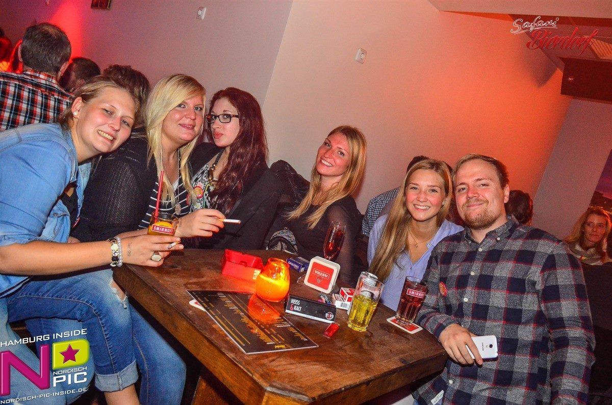Die Party am 05.09.2015 im Safari-Bierdorf