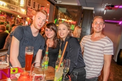 Die Party am 07.11.2015 im Safari-Bierdorf