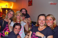 Die Party am 12.09.2015 im Safari-Bierdorf
