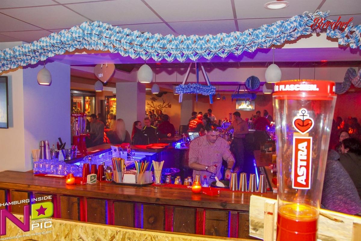 Die Party am 27.11.2015 im Safari-Bierdorf