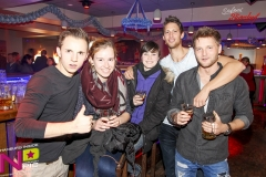Die Party am 27.11.2015 im Safari-Bierdorf