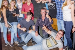 Die Party am 30.10.2015 im Safari-Bierdorf