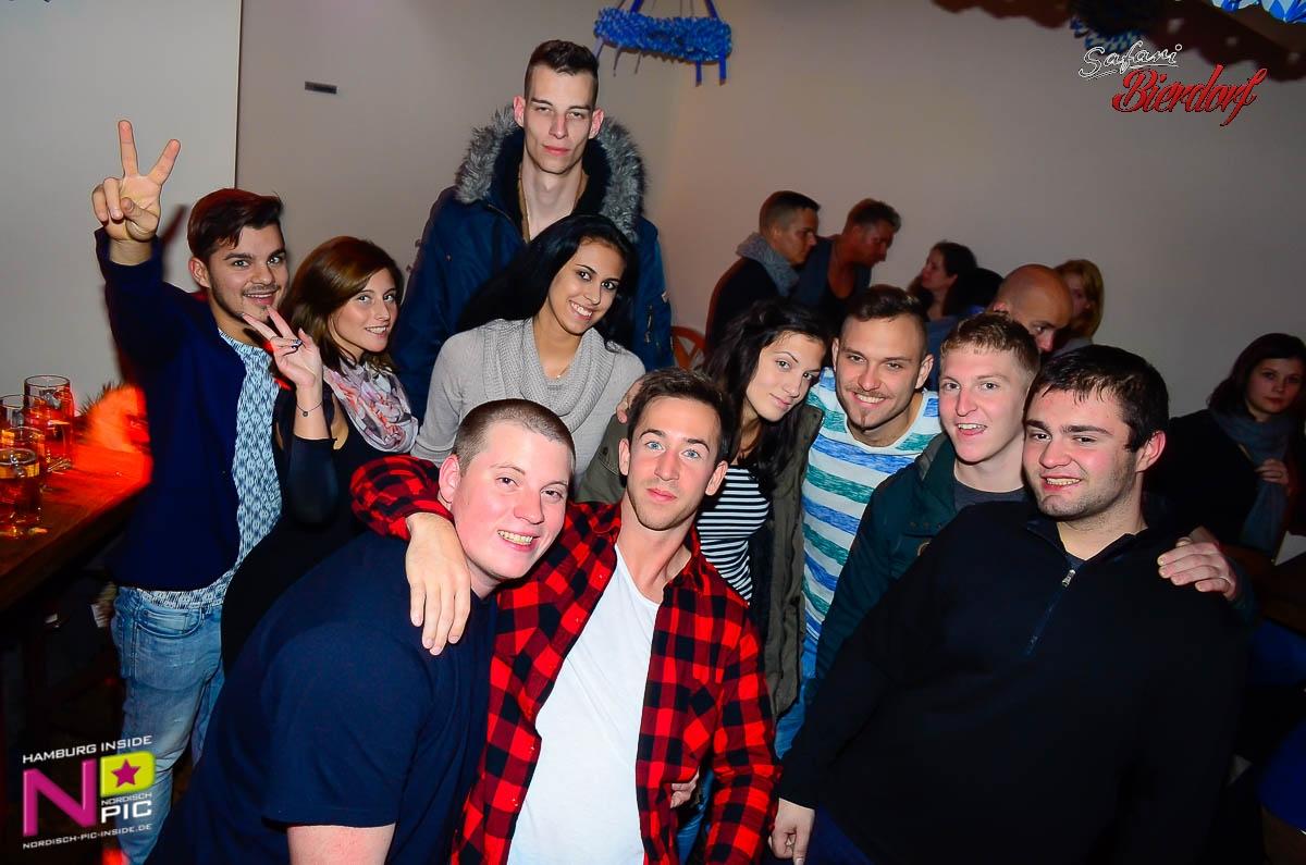 Die Party am 31.10.2015 im Safari-Bierdorf