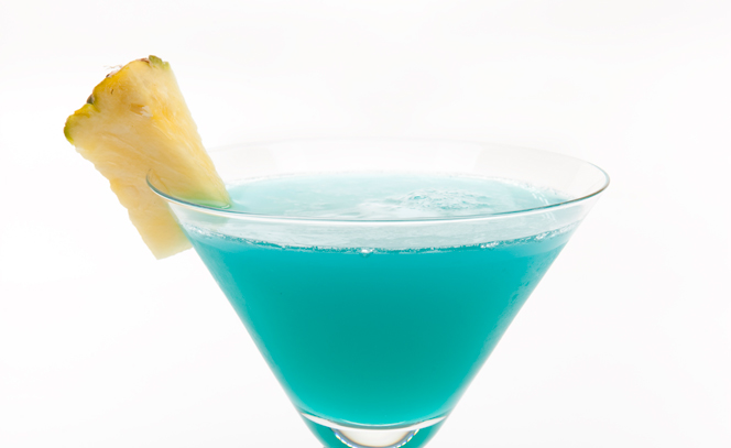 Blue-Vodka
