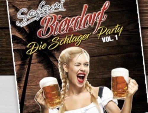 Schlagerparty Vol 1 veröffentlicht!